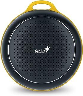 جينيوس Sp-906Bt مكبر صوت للهواتف المحمولة - أسود