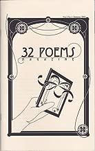 32 Poems Magazine: Vol. 1 No. 1 Summer 2003