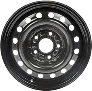 "Dorman 939-124 Steel Wheel (15x5.5""/5x115mm),Black"