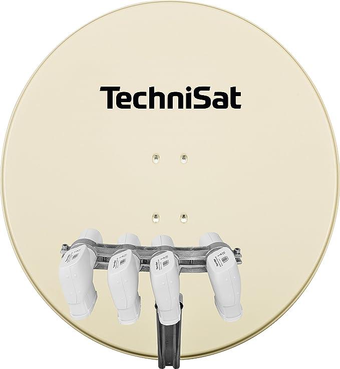 Technisat Skytenne 85 Cm Sat Anlage Zum Empfang Von Elektronik