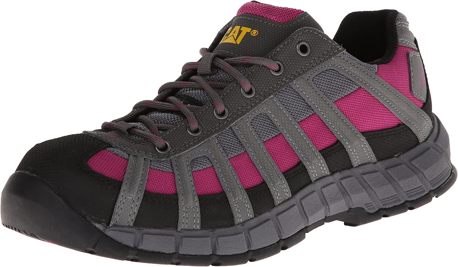 Caterpillar Women's Switch Steel-Toe Work shoes