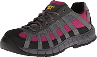 Caterpillar Women's Switch Steel-Toe Work Shoe