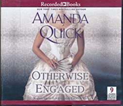 Otherwise Engaged by Amanda Quick Unabridged CD Audiobook