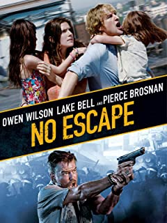 No Escape (2015) AKA The Coup