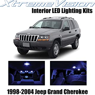 Best jeep grand cherokee interior led lights Reviews