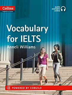 Vocabulary for Ielts (Collins English for Exams)