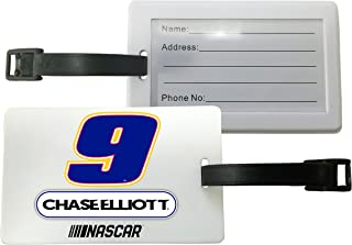 Chase Elliott #9 Luggage Tag