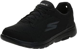 Skechers Gowalk 5 Qualify - Athletic Mesh Lace Up Performance Walking Shoe Sneaker mens Sneaker