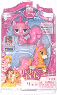 Disney Princess, Palace Pets, Mini Pets, Aurora's Beauty and Belle's Petit, 2-Pack