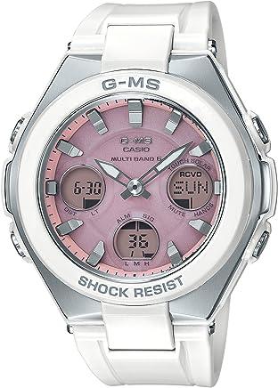 [カシオ]CASIO 腕時計 BABY-G ベビージー G-MS 電波ソーラー MSG-W100-7A3JF レディース
