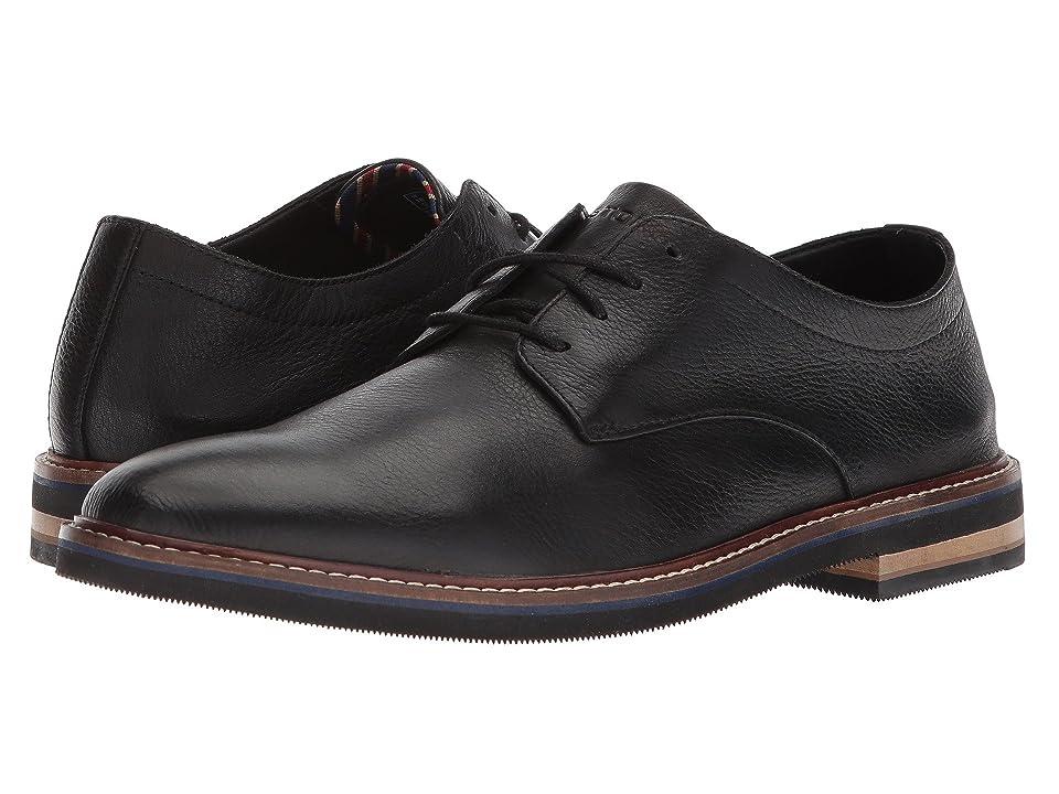Bostonian Dezmin Plain (Black Leather) Men