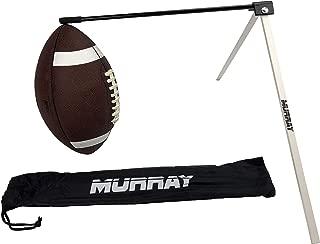 Murray Sporting Goods Pro Football Kicking Tee - Field Goal Kicking Holder for Footballs