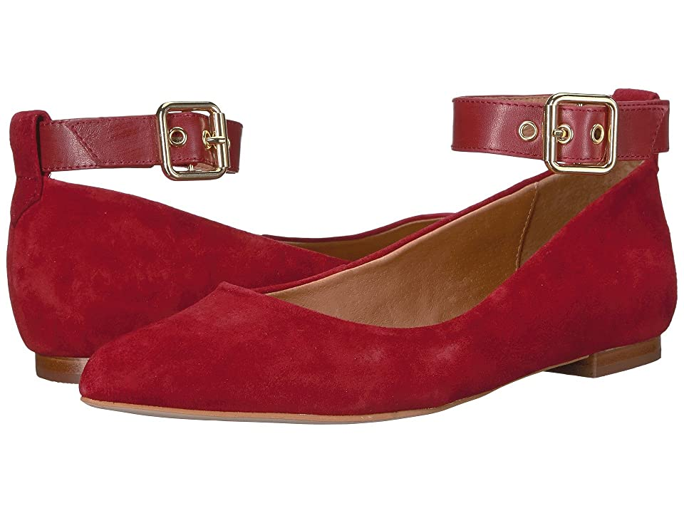 CC Corso Como Ramona (Red Suede/Red Soft Calf) Women