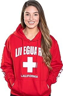 Officially Licensed Ladies California Hoodie Sweatshirt Apparel for Women, Teens and Girls