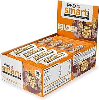 PhD Smart Bar Chocolate Peanut Butter 12 x 64g