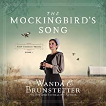 The Mockingbird's Song: Amish Greenhouse Mystery, Book 2