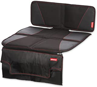 Diono Super Mat, Prevents Child Car Seat Slip and Protects Upholstery, Black (Discontinued by Manufacture)