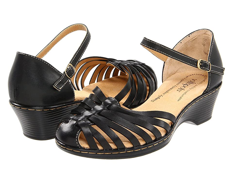 Comfortiva Tatianna Soft Spots (Black) Women