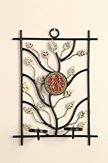 Aakriti Art Creations Wall Decorative Candle Stand