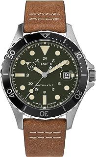 Timex 41 mm Navi XL Automatic Leather
