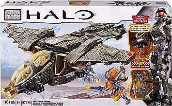 Mega Bloks Halo UNSC Pelican Gunship