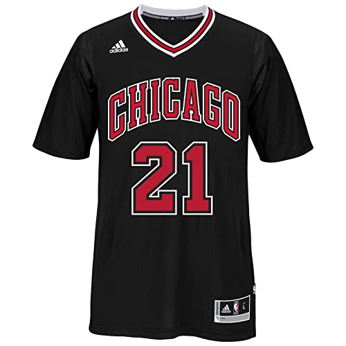 7101b517b ... free shipping adidas jimmy butler chicago bulls black alternate swingman  jersey 5dc9d 3eff2