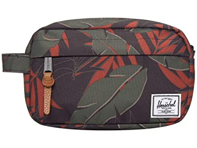 Herschel Supply Co. Chapter Carry On (Dark Olive Palm) Bags
