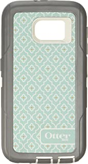 Otterbox Defender Series Case for Samsung Galaxy S6, Retail Packaging, Grey Sky/ Moroccan