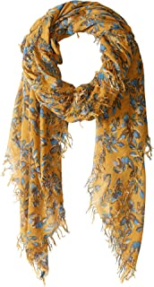 Chan Luu Women's Floral Cashmere Silk Scarf