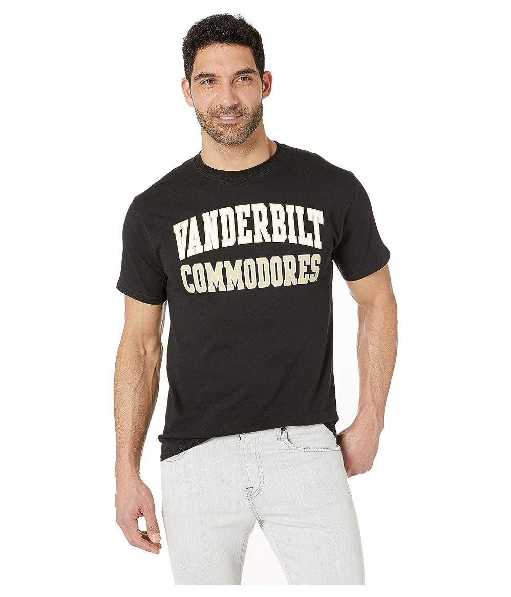 子音南ヘリコプター[チャンピオン] メンズ シャツ Vanderbilt Commodores Jersey Tee [並行輸入品]