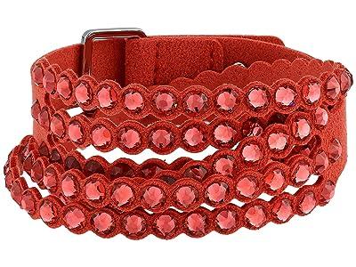 Swarovski Power Collection Bracelet (Padparadscha/Red) Bracelet