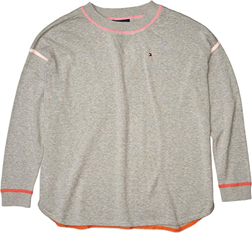 Medium Heather Grey Multi