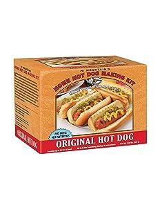 Hi Mountain Originl Hot Dog Making Kit