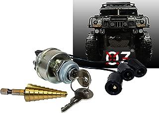 hmmwv ignition switch