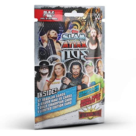 Topps Slam Attax Universe 2019 Multi Pack Multipack new red limited edition