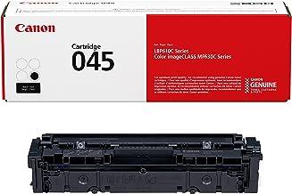Canon Genuine Toner, Cartridge 045 Black (1242C001), 1 Pack, for Canon Color Image CLASS MF634Cdw, MF632Cdw, LBP612Cdw Las...