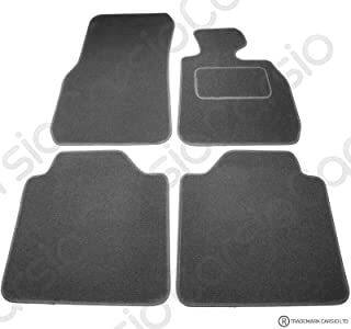 3 SERIES 98-05 BMW E46 SALOON 4 DR SINGLE DRIVERS CAR MAT TAILORED FULLY