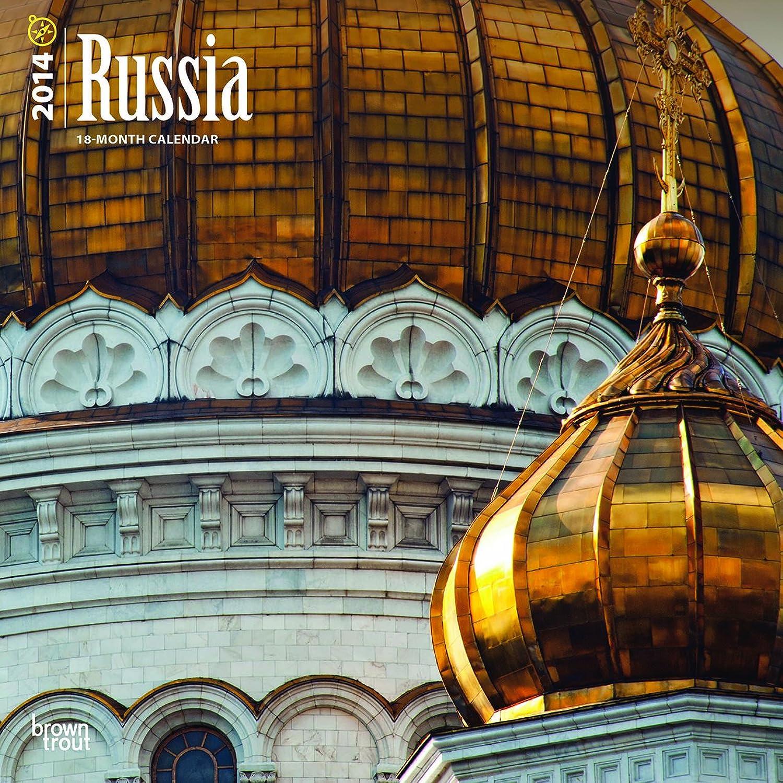 2014 Kalender Russland Russland Russland 2014 Wand Kalender B00C1NNYAW | Spielzeugwelt, spielen Sie Ihre eigene Welt  fedc5f