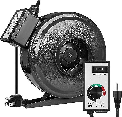 2021 VIVOSUN 4 Inch Inline Duct discount Ventilation discount Fan with VIVOSUN Speed Controller online