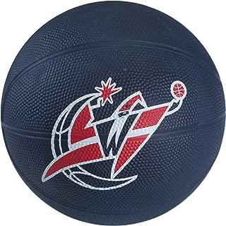 Spalding NBA Mini Primary Team Outdoor Rubber Basketball
