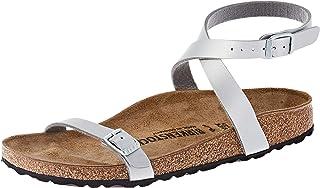 Birkenstock Sandales Daloa Birko-flor® Silver Women's Sandal