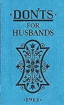 don t for husbands 1913