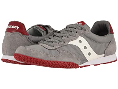 Saucony Originals Bullet (Wild Dove/Rio Red) Men