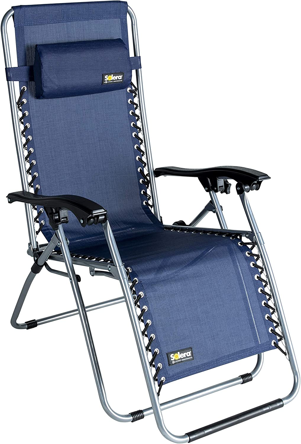 Large special price !! Solera Zero Gravity Lounge latest - Navy Chair