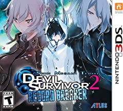 Shin Megami Tensei: Devil Survivor 2 Record Breaker - Nintendo 3DS (Renewed)