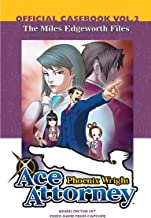Phoenix Wright  Ace Attorney: Official Casebook, Volume 2: The Miles Edgeworth Files