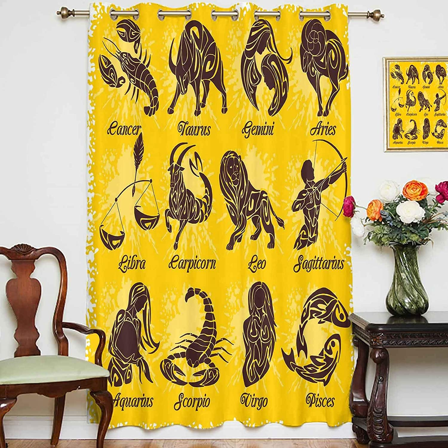 store Blackout Shading Curtains Signs on Background Grungy Celes Solar Manufacturer OFFicial shop
