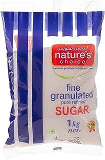 Natures Choice Granulated Sugar, 1 kg