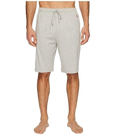 Polo Ralph Lauren Supreme Comfort Knit Sleep Shorts (Andover Heather) Men
