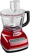 KitchenAid KFP1466ER 14-Cup Food Processor with Exact Slice System and Dicing Kit – Empire Red